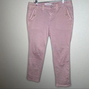 Dusty Pink Torrid Skinny Jeans